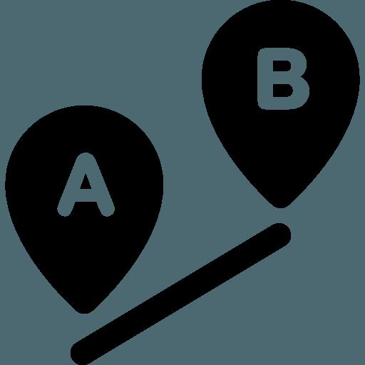 Báscula A y B
