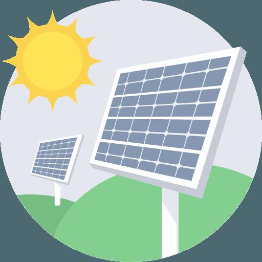 Paneles Solares Representacion