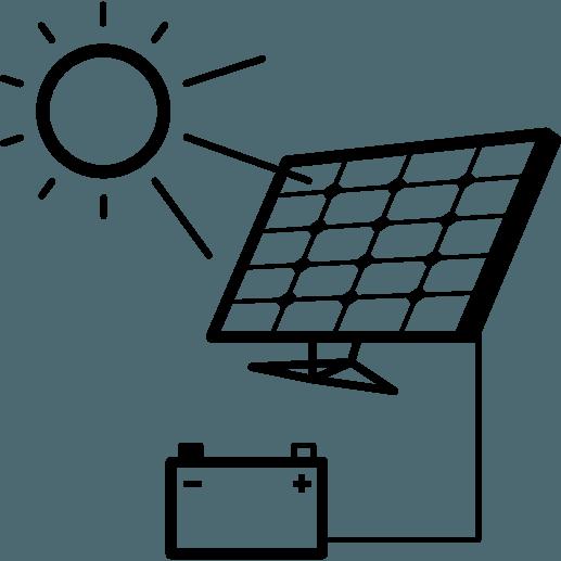 Paneles Solares Sistema Aislado