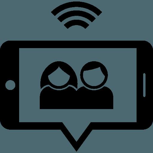 Smartphone Videoconferencia